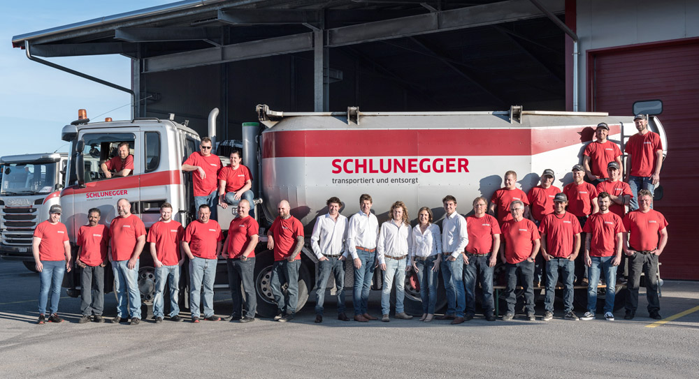 teambild 2018 schlunegger transport